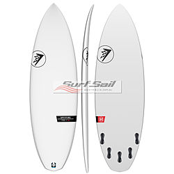 more on Firewire Spitfire H2 Helium FCS2 Five Fin