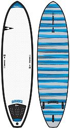 more on Sic Darkhorse Soft board 7 ft 4 inches