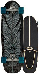 more on Carver Knox Quill CX Raw Complete Skateboard