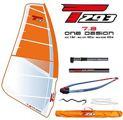more on Bic Techno T293 ONE DESIGN 7.8 Rig