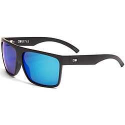 more on Otis Young Blood Reflect Matte Black Blue Sunglasses