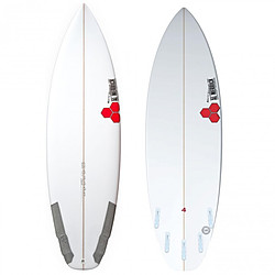 more on Channel Islands #4 Utility Surfboard 6 ft 1 inch