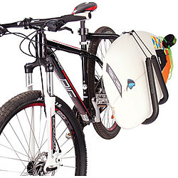 more on Ocean and Earth Side Mount Bicycle Surf Rack