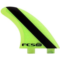 more on FCS ARC PC Thruster Fin Set (Small)