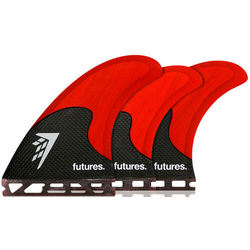 more on Futures Firewire Carbon Tri-Quad Fin Set (5 Fin Set)