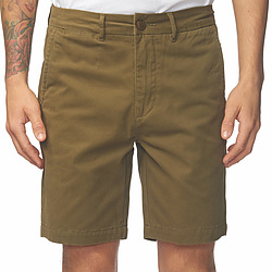more on Globe Goodstock Chino Field Green Mens Walkshorts