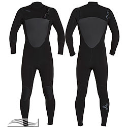 more on Xcel 3mm 2mm Drylock Mens Steamer Fullsuit Black