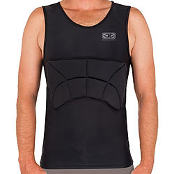 more on Ocean And Earth Mens Black Rib Guard Padded Vest