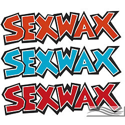 more on Mr Zogs Sex Wax 8 inch Die Cut Sticker