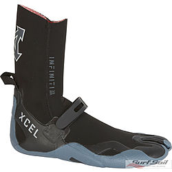 more on Xcel Infiniti 3mm Wetsuit Booties
