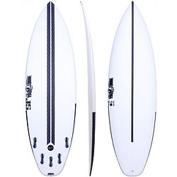 more on JS Industries Blak Box 2 HYFI Squash Tail FCS2 5 Fin