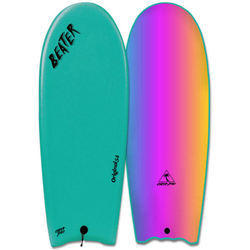more on Catch Surf Beater Original Emerald Green Softboard