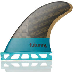 more on Futures F4 Blackstix 3.0 Tri Fin Set
