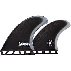 more on Futures Eric Arakawa FG Control Series Tri Fin Set