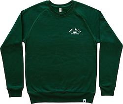 more on Ezzy Maui Maui Since 1983 Crew Sweater Bottle Green