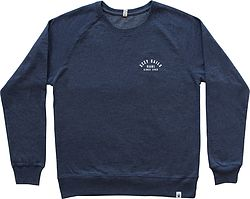 more on Ezzy Maui Maui Since 1983 Crew Sweater Melange Navy