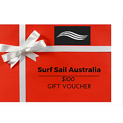 more on Surf Sail Australia Gift Voucher AUD$100