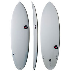 more on NSP Hybrid Shortboard Protech Glacier Grey