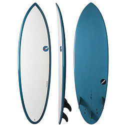 more on NSP Hybrid Shortboard Elements HDT Blue