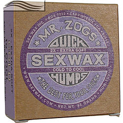 more on Mr Zogs Sex Wax Original Extra Cold Purple