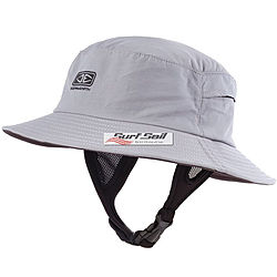 more on Ocean And Earth Bingin Soft Peak Mens Surf Hat Grey