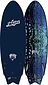 more on Catch Surf Odysea Lost Round Nose Fish 2021 Tri Fin Softboard Midnight Blue