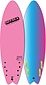 more on Catch Surf Odysea Skipper 2021 Quad Fin Softboard Hot Pink