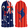 Photo of Redback Aussie Inflatable Surf Mat