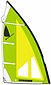more on Windsurfer LT Regatta 5.7 Sail Green Yellow