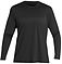 more on Xcel Men's Premium Stretch L S Rash Vest Black