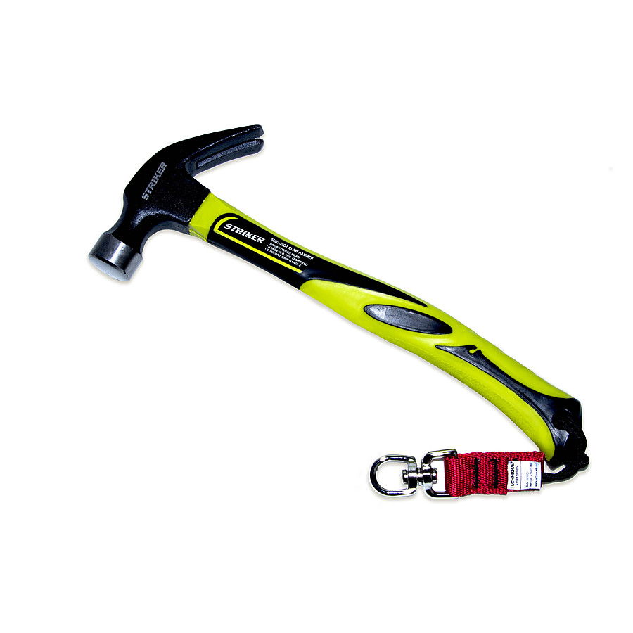 Tool Height Safety Swivel Tool Catch with Cord - Image 2