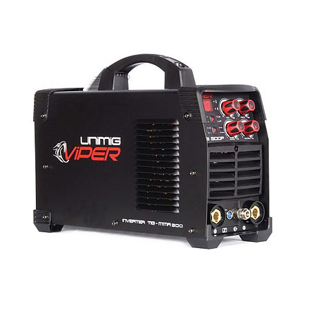 DC TIG and Stick Welder 200 Amp