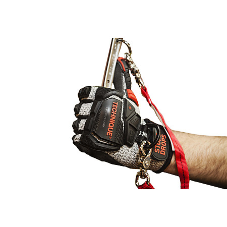 Impact Gloves with Lanyard