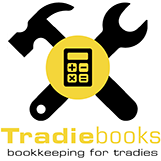 Tradie Books mobile