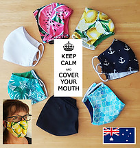 Face Mask - Swimwear