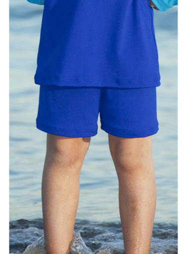 Boys Swim shorts - Cobalt - Image 1