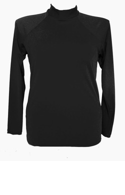 more on Long Sleeve Rash - Black  S - XL