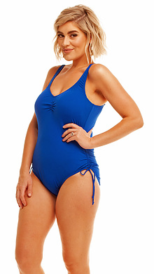 more on One Piece Tie Sides Cobalt Chlorine Resist