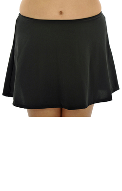 Swim Skirt - Black Chlorine Resistant