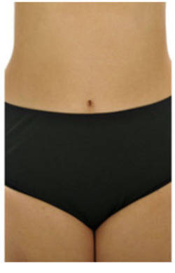Full Briefs Black Chlorine Resist