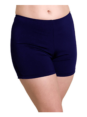 Long Boyleg shorts - Navy CR