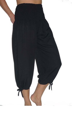 Beach Pants - Black