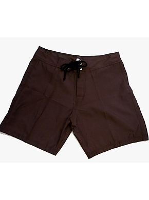 Short Boardshorts - Chocolate