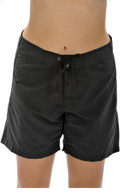 Short Boardshorts - Black