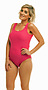 Photo of One Piece Pink Textured Lycra