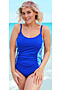 One Piece with Adjustable Straps Blue Lagoon CR