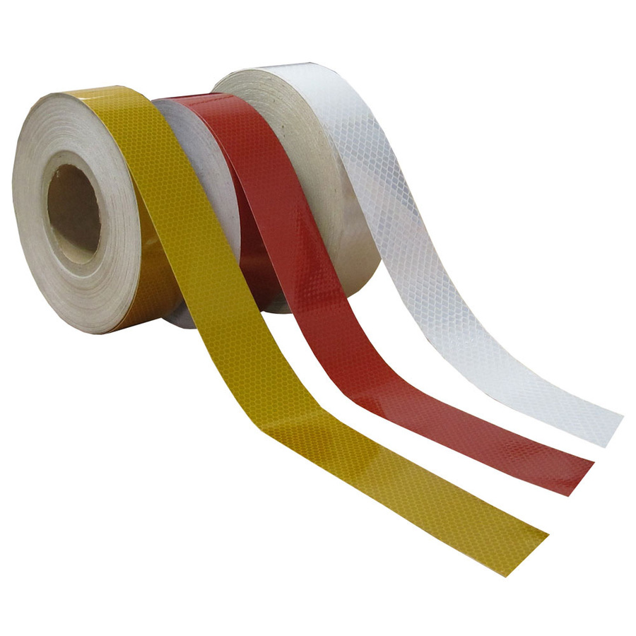 50mm x 45.7mtrs Class 1 reflective tape - Image 1