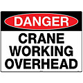Crane Working Overhead