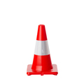 300mm Orange Cone - Reflective