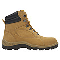 Asolo wheat steel toe boot